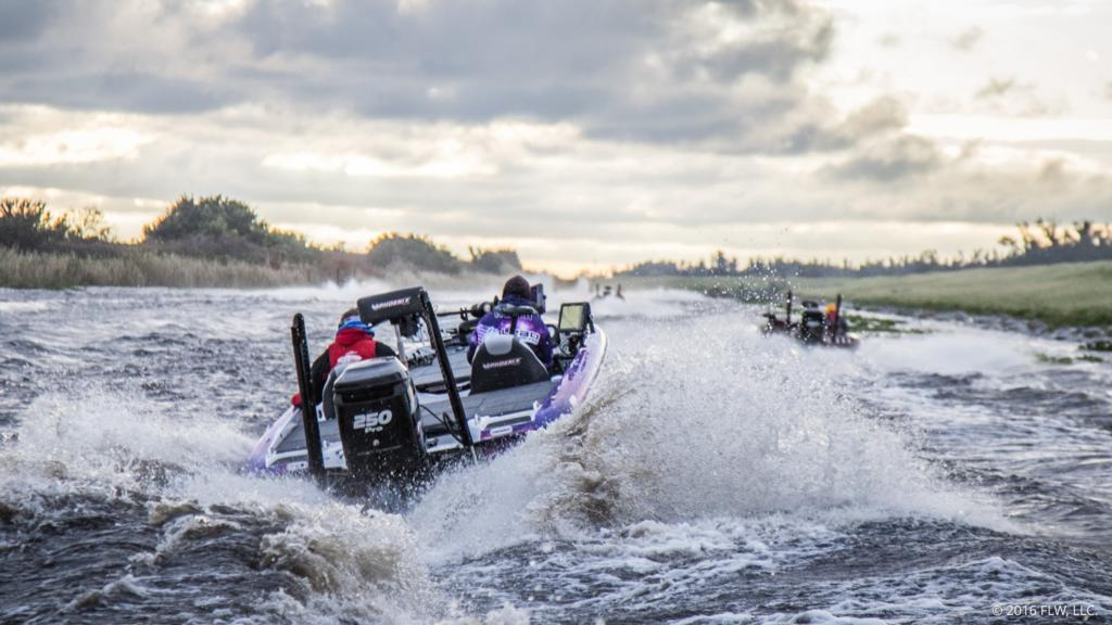 Top 10 photos from lake okeechobee flw fishing articles for Bass fishing lakes near me