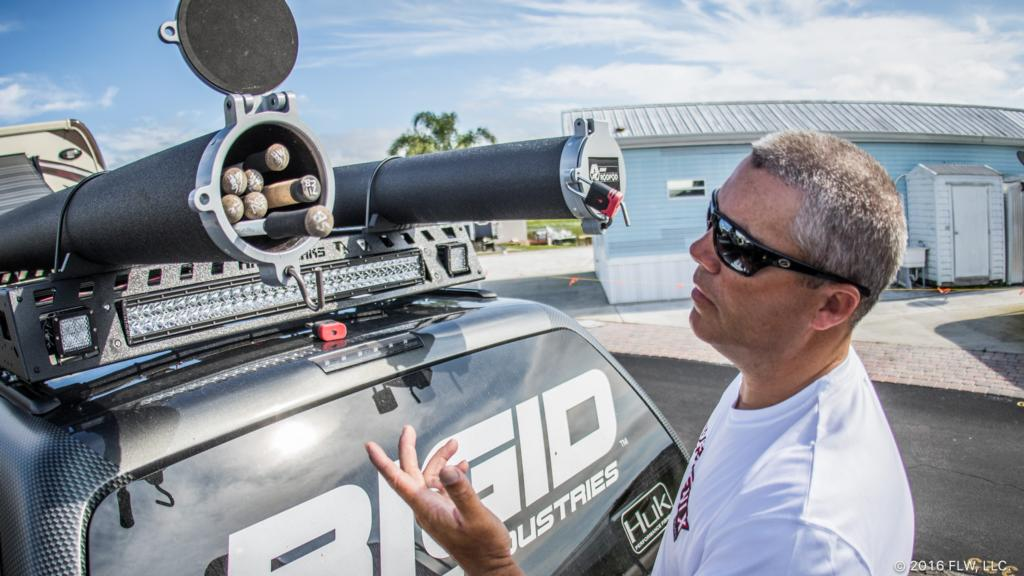 How The Knight Train Rolls Flw Fishing Articles