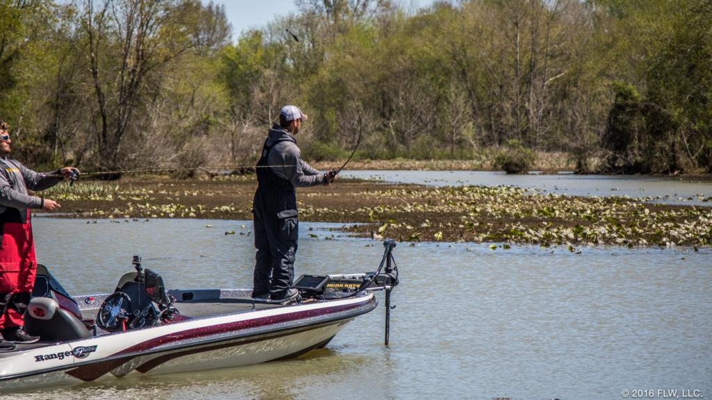 Lake Dardanelle Top 10 Patterns Flw Fishing Articles
