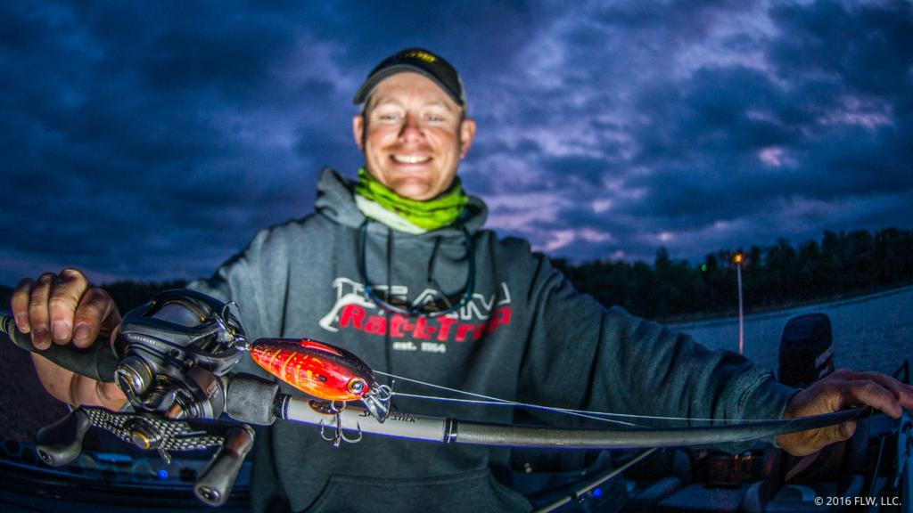 Top 10 baits from beaver lake flw fishing articles for Concept 13 fishing