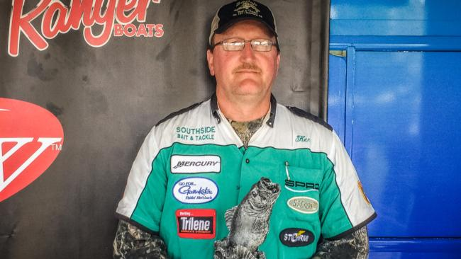 Co-angler Ken Maurer of Herndon, Pa., won the April 23 Northeast Division event on the Potomac River with a 19-pound, 7-ounce limit to claim over $2,200 in prize money.