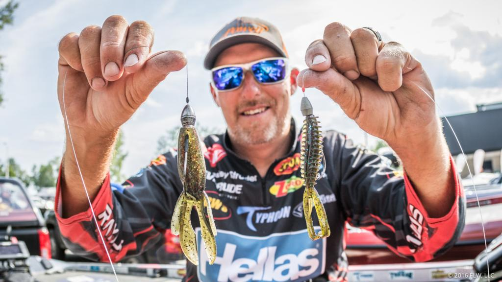 Top 10 Baits From Lake Champlain Flw Fishing Articles