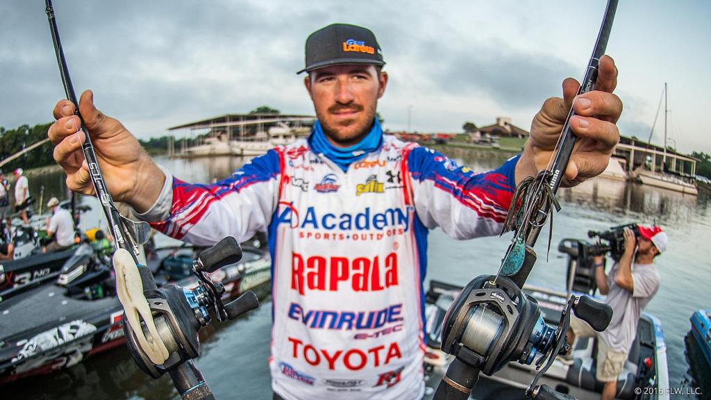 top 10 baits from the 2016 cup