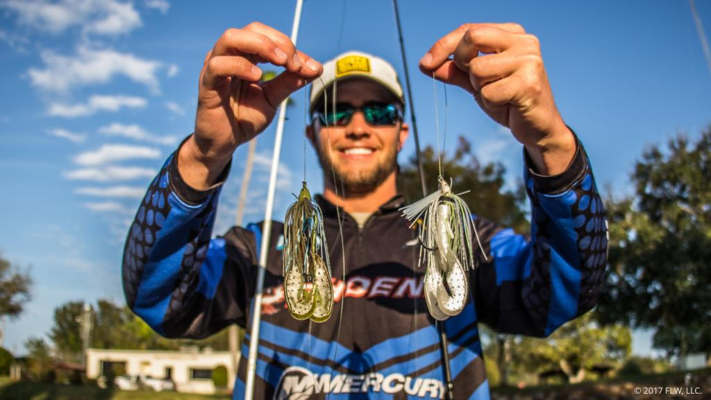 Lake okeechobee top 10 baits flw fishing articles for Gross reservoir fishing