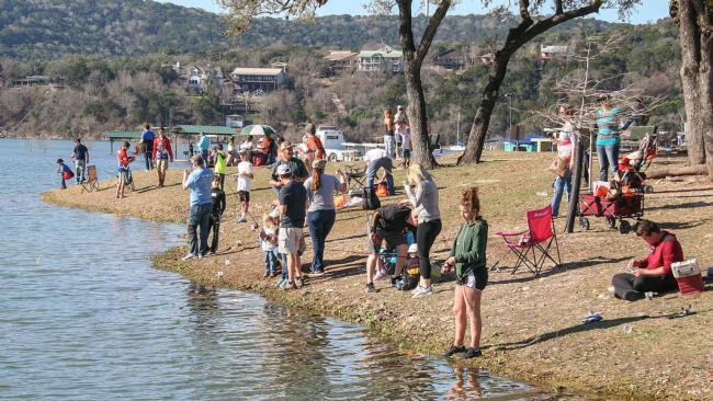 Unified Fishing Derby - Lake Travis