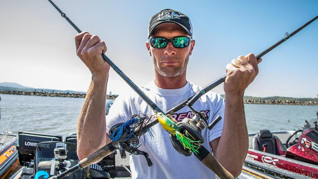 Top 10 Baits From Lake Dardanelle Flw Fishing Articles