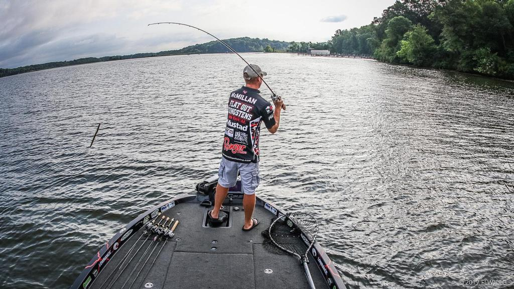 Top 10 patterns from the potomac river flw fishing articles for Potomac river fishing spots